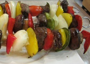 Lamb (or Pork!) Kebabs