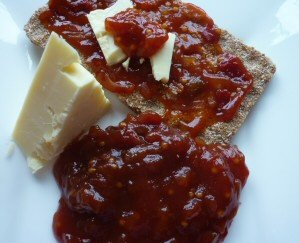 Tomato & Pepper Relish
